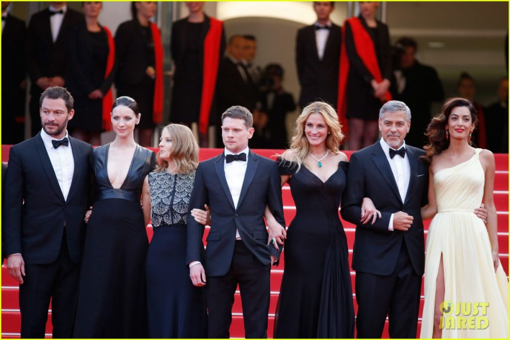 Money Monster: Red Carpet a Cannes