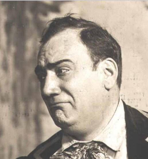 One chance: Enrico Caruso nel ruolo di Nemorino