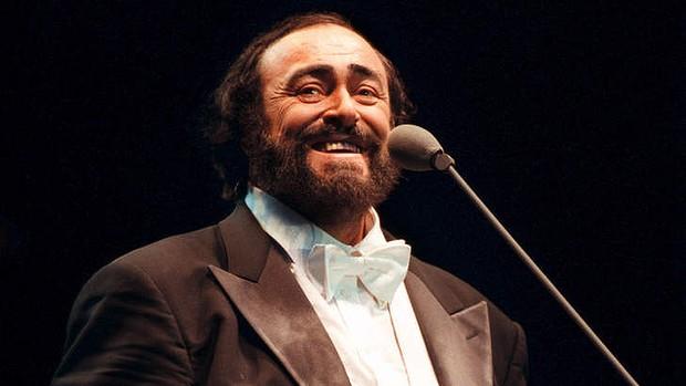 One chance: Luciano Pavarotti (Nessun dorma)