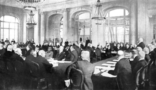 Trattato di Pace - Parigi ; Febbraio 1947