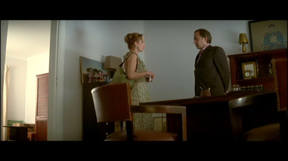 Confidenze troppo intime: Sandrine Bonnaire (Anna Delambre) non sa cosa vuole ma lo vuole