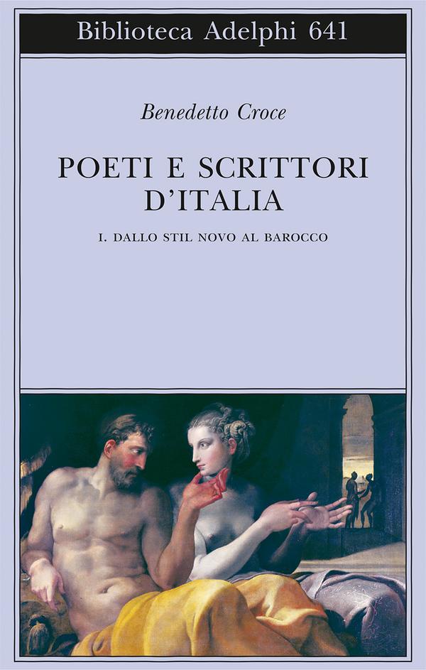 Benedetto Croce storico della letteratura