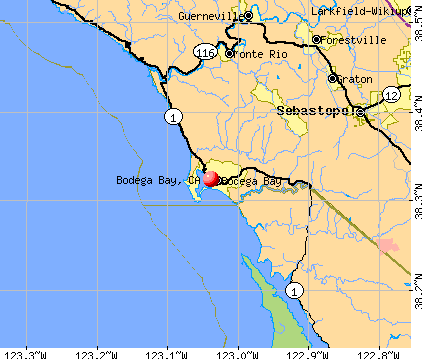 """Gli Uccelli"": Bodega Bay (3)"