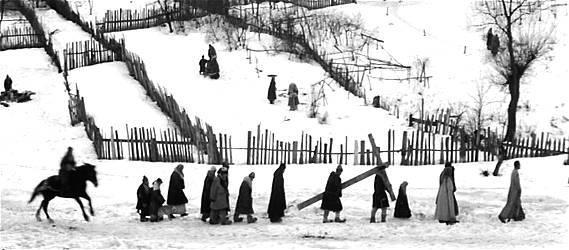 """Il film """"Andrej Rublev"""", La Passione"""