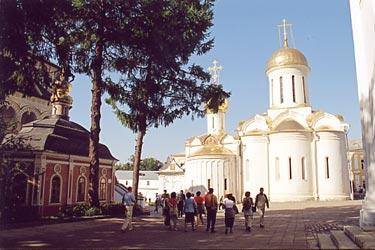 Chiesa della Santissima Trinità , Mosca