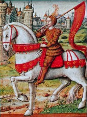 Giovanna d'Arco- Il mito
