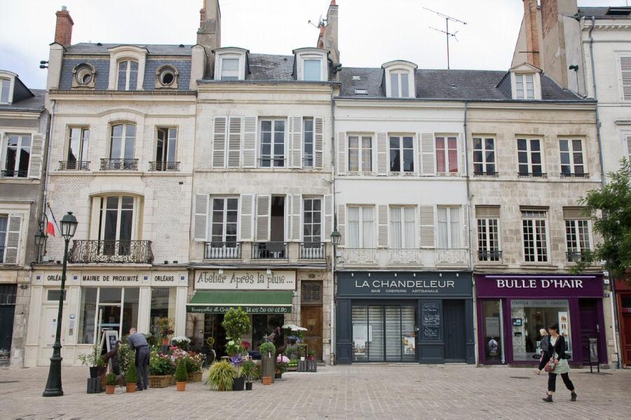 Orléans : centro storico