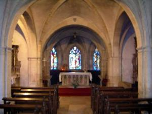 Saint-Remy-interno