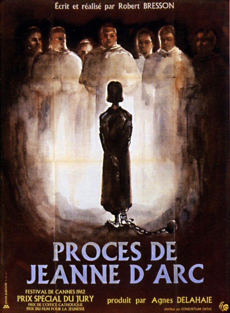Robert Bresson: Procés à Jeanne d'Arc