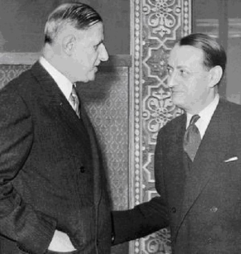 Charles De Gaulle - André Malraux