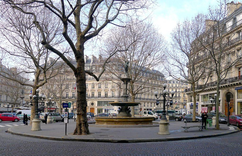 Place André Malraux - Ministro della Cultura di De gaulle, grande ammiratore di Jeanne d'Arc