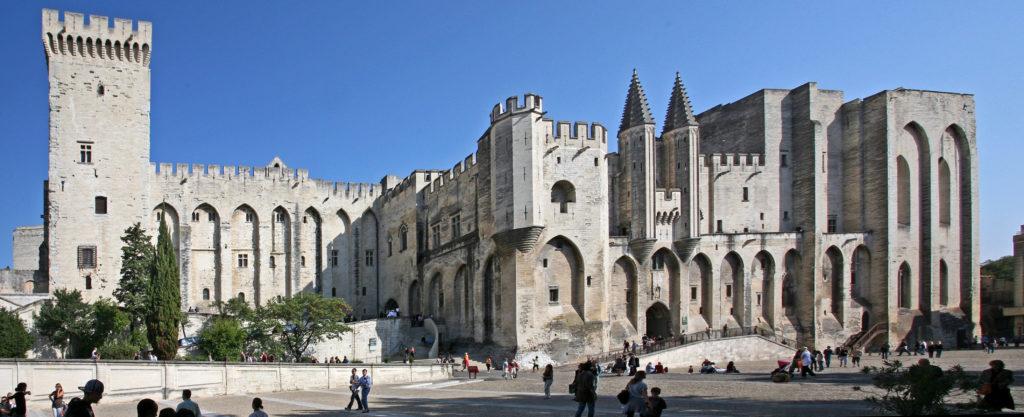 Avignone - La Casa dei Papi