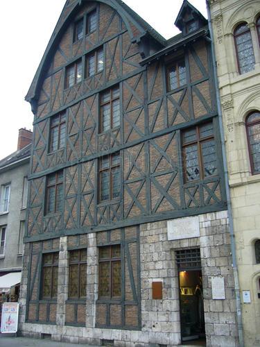 Orléans: casa di Santa Giovanna d'Arco