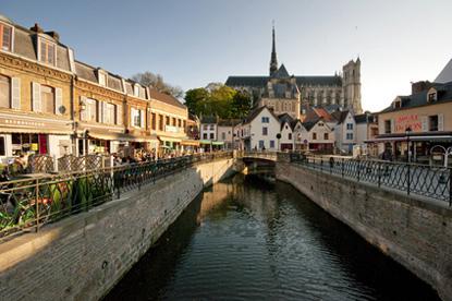 Amiens: Saint Leu