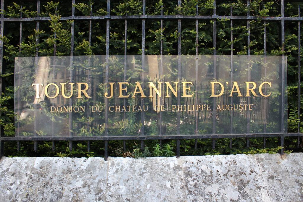 Rouen - Sui luoghi di Jeanne