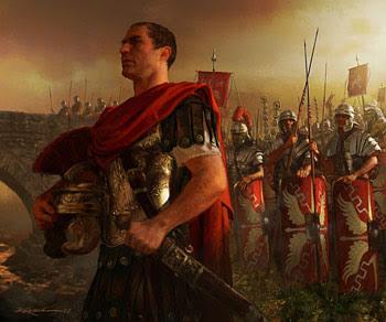 6) Cesare era dietro Catilina? Gaio Giulio Cesare Condottiero