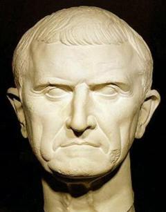 7) Cesare era dietro Catilina? Uno dei protagonisti della Storia del 63 a.C.: Marco Licinio Crasso