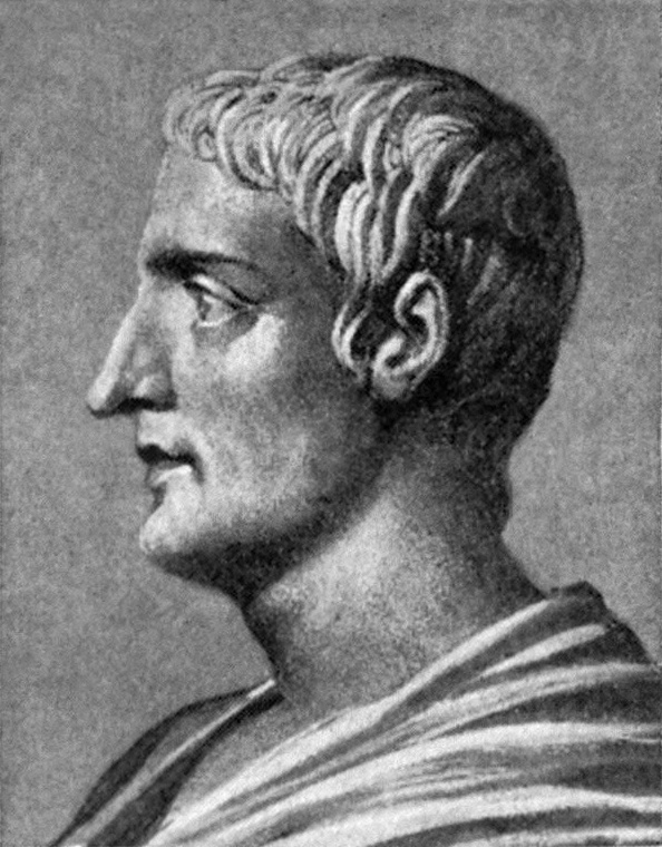 Busto di Tacito