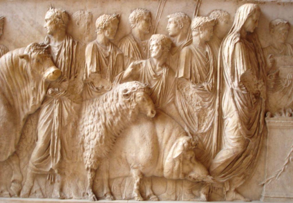 Festività Romana (Museo del Louvre)