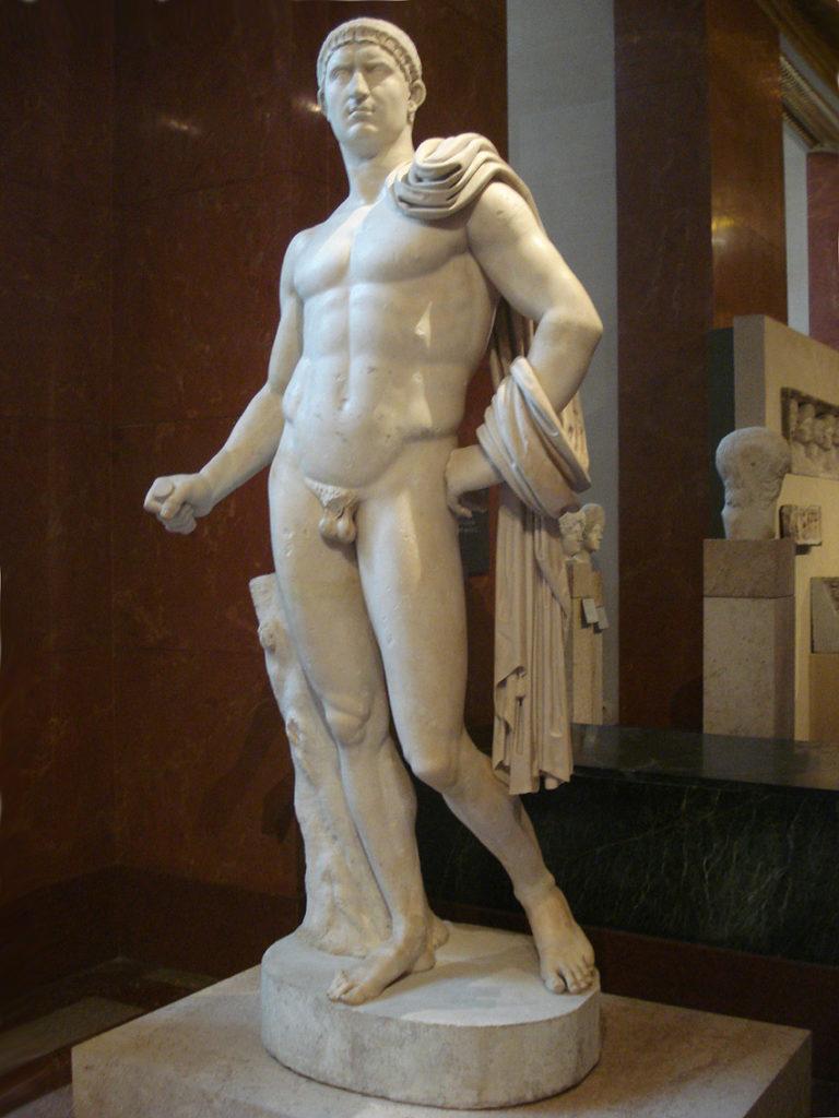 Imperadore Otone-_Louvre_-_69_dC