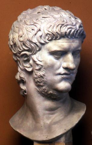 Nerone.  Ritratto-Musei Capitolini