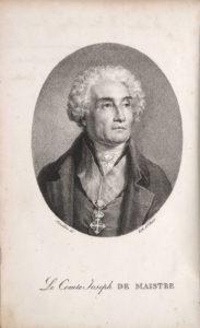 Joseph de Maistre (2)