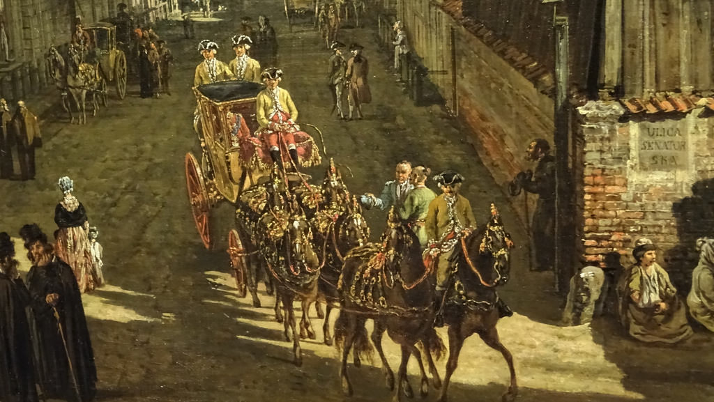 Bernardo Bellotto- Lo stupore e la luce