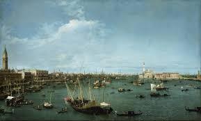 Bernardo Bellotto-Bacino di San Marco- Lo stupore e la luce di Venezia
