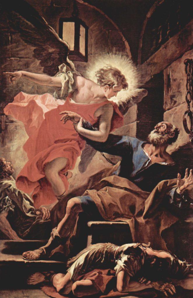 Sebastiano_Ricci_ Liberazione di San Pietroda parte dell'Angelo
