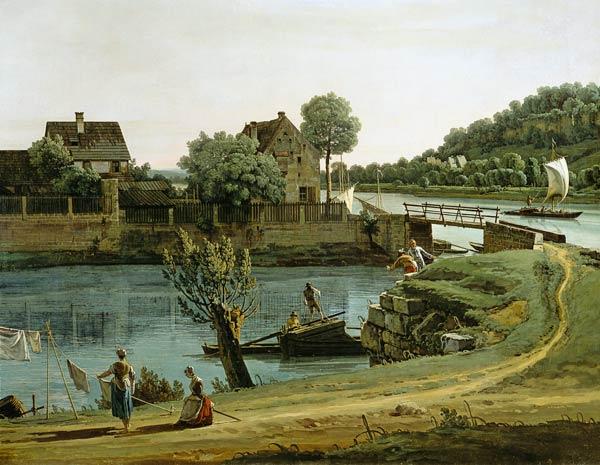 Bernardo Bellotto: Dresda (sobborghi)