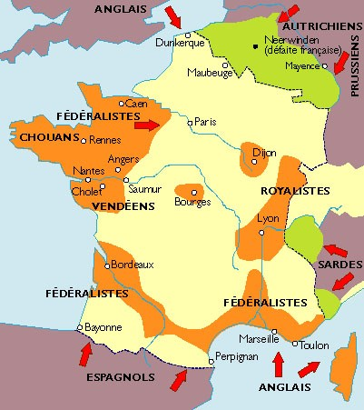 La Francia Controrivoluzionaria