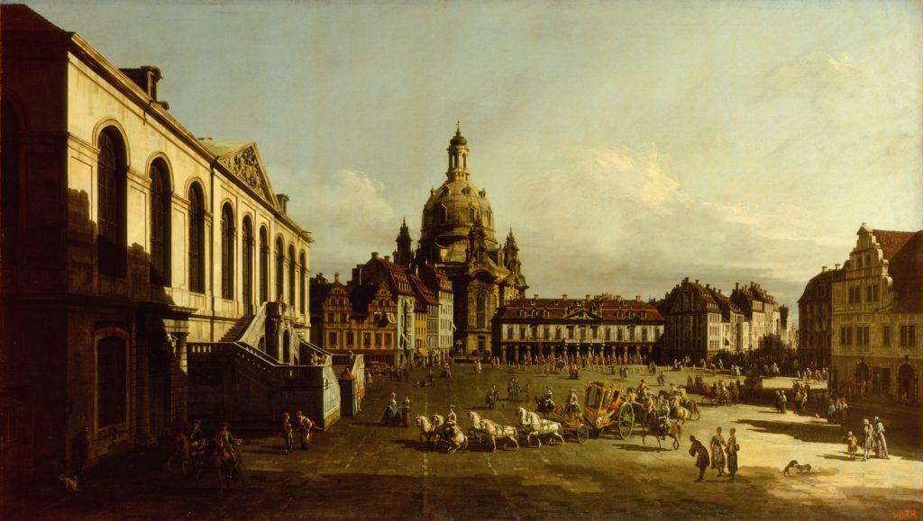 Bernardo_Bellotto,_Neumarkt_in_Dresden,_1747