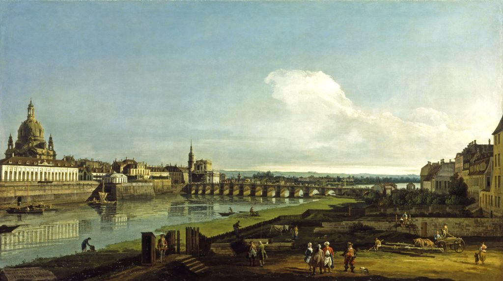 Bernardo_Bellotto,_il_Canaletto_-_Blick_auf_Dresden_mit_der_Frauenkirche_(North_Carolina_Museum_of_Art)