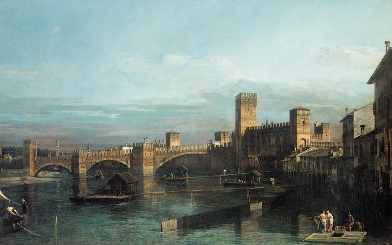 Bernardo-Bellotto-Ponte-di-Castelvecchio-a-Verona-olio-su-tela-1740_-