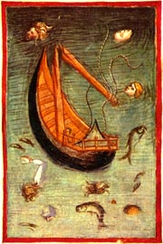 Anonimo_fiorentino,_Il_naufragio_della_nave_di_Ulisse,_1390-1400_ca