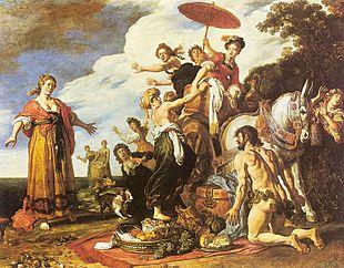 Platone! (1) - Ulisse e Nausicaa (Lastman)