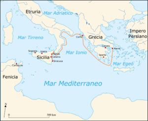 La peste ad Atene (I)