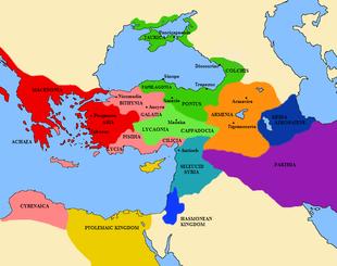 Regno del Ponto I a.C.