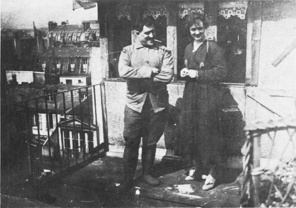 Guillaume_et_Jacqueline_Apollinaire_1918