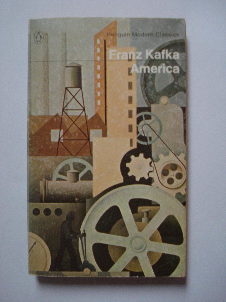 Amerika : romanzo incompiuto di Franz Kafka