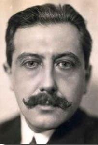 """Georges Bernanos, autore di """" Journal d'un curé de campagne"""""""