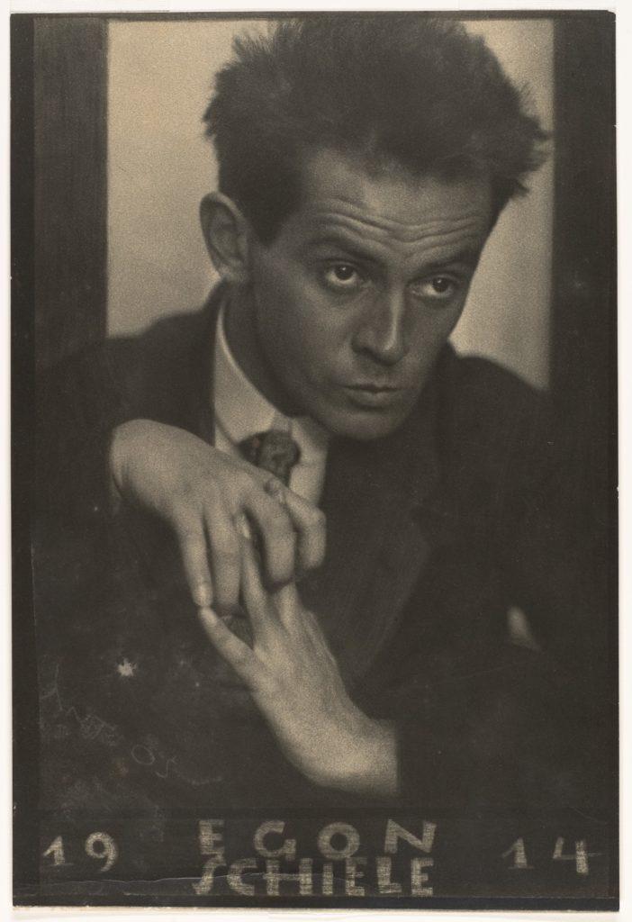 Egon Schiele morto di Spagnola