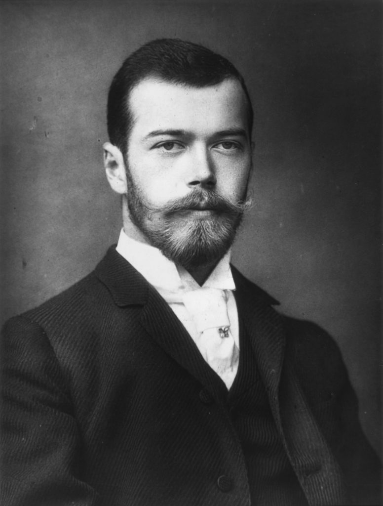 Nicola II, ultimo Imperatore della Russia. Sverdlov prese la decisione di fare uccidere lui, e tutta la famiglia imperiale