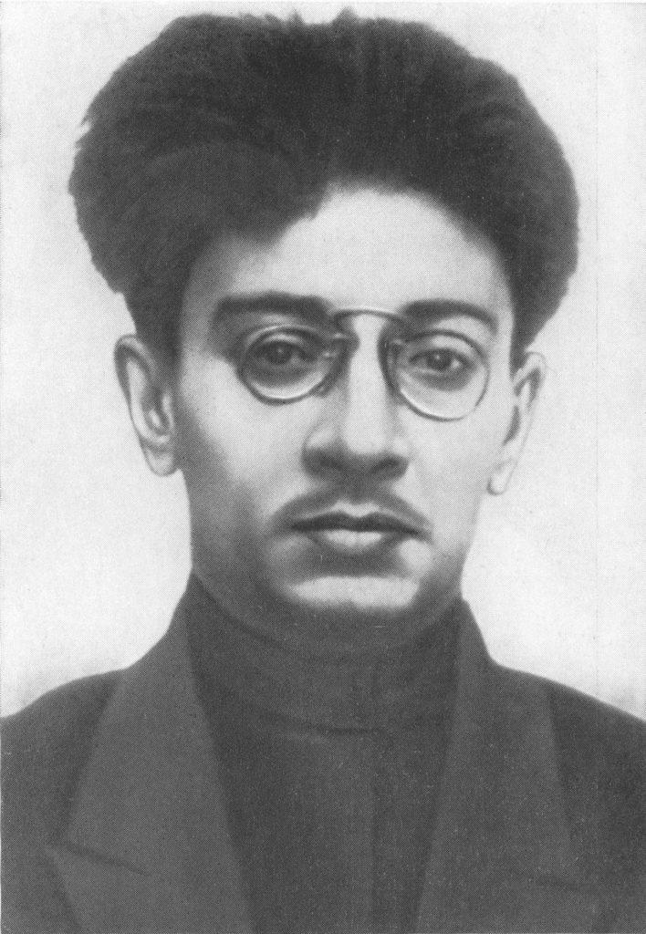 Yakov Sverdlov morto di spagnola 1919