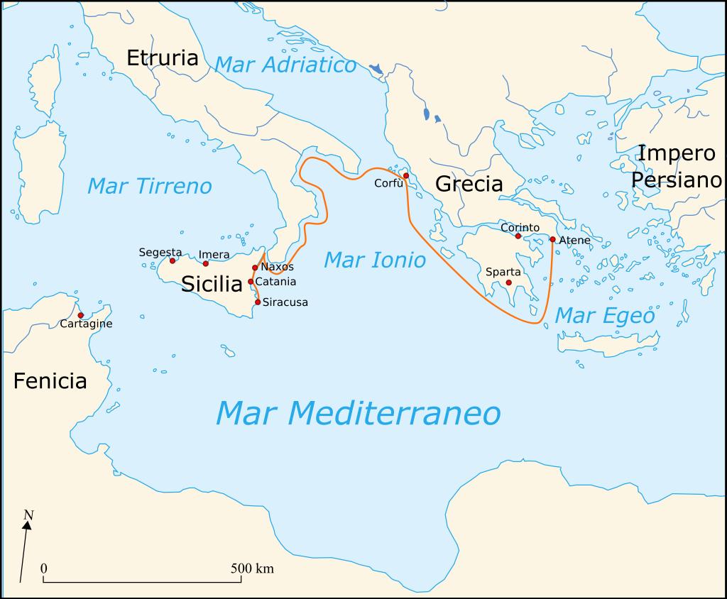 Spedizione di Atene contro Siracusa