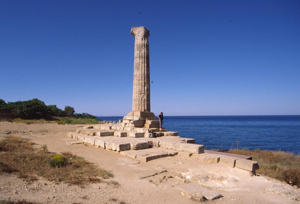 Capo_Colonna Tempio di Hera