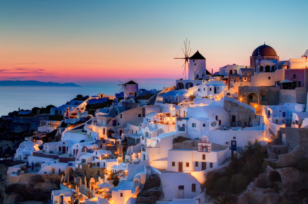 Santorini (Grecia)