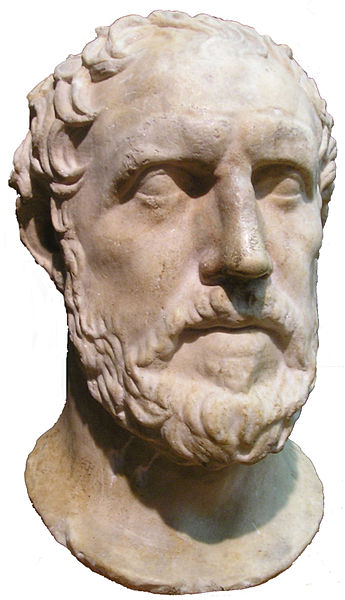 Tucidide (busto)