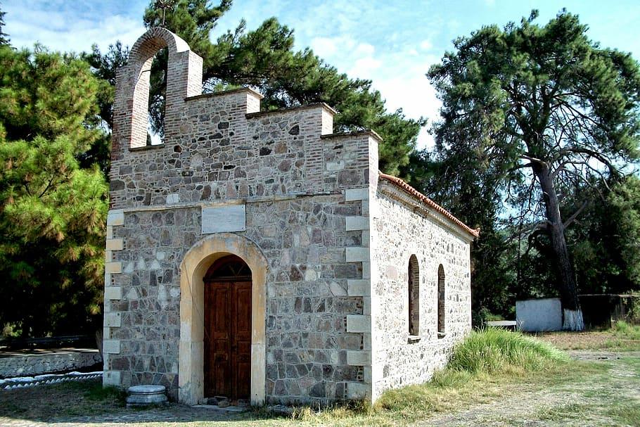 Lesbo (Grecia) : Cappella Ortodossa