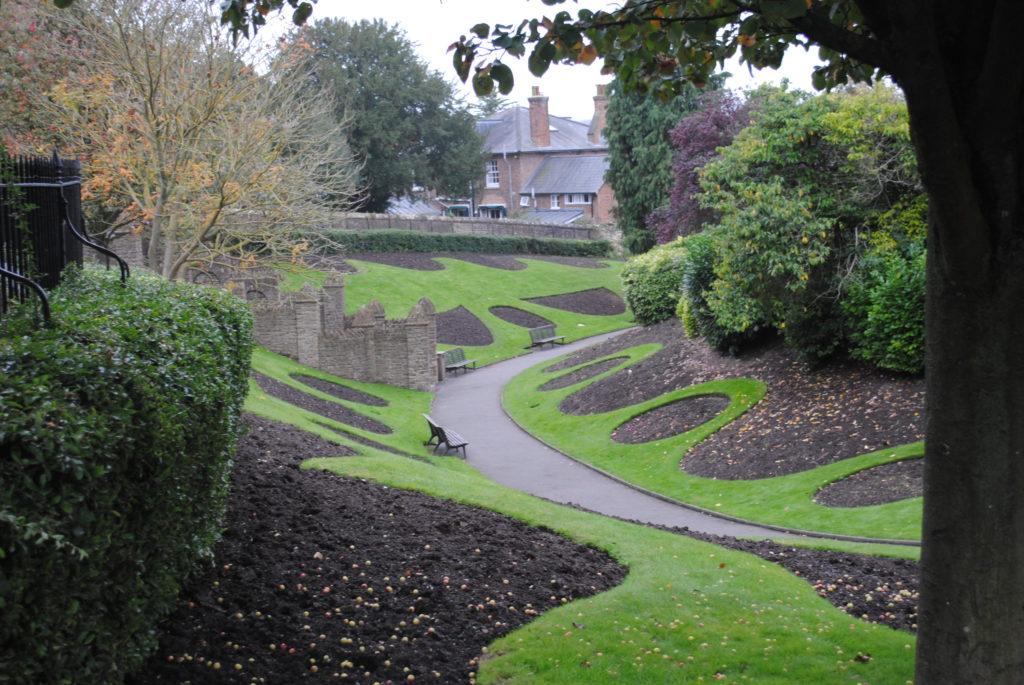 Castello di Guildford (Surrey) - Inghilterra